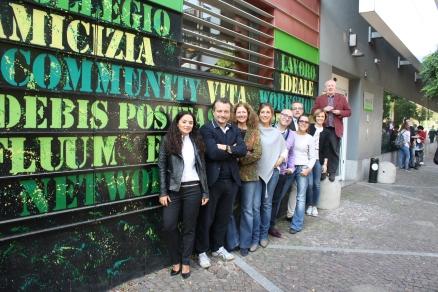 Architettiamoci per Milano Irriverender Arch. Bonnì