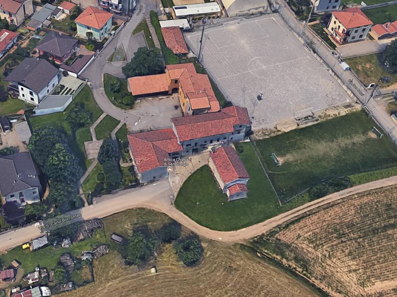 Casa Senior di Lurago